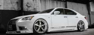 Rowen Lexus LS F-Sport Styling Kit