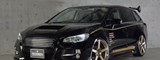 Rowen Subaru Levorg Is One Handsome Wagon