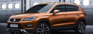 SEAT Ateca SUV Officially Unveiled