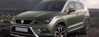 Official: SEAT Ateca X-Perience