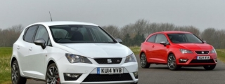 SEAT Ibiza FR 1.4 Gets Active Cylinder Technology