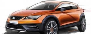 IAA Preview: SEAT Leon Cross Sport