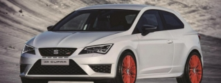 SEAT Sub8 Performance Pack for Leon Cupra