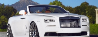 Official: SPOFEC Rolls-Royce Dawn