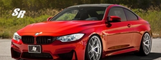 SR Auto BMW M4 on PUR Wheels