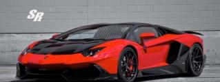 SR Auto Lamborghini Aventador - Stage Two