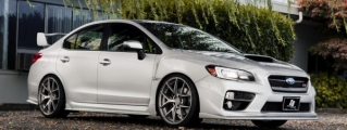 Subaru WRX STI by SR Auto Group