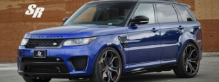 Range Rover Sport SVR by SR Auto Group