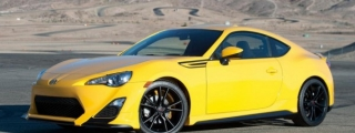 Sights and Sounds: Scion FR-S Series 1.0
