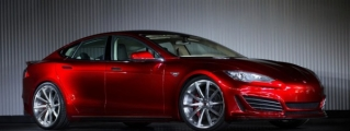 Saleen Foursixteen Tesla Model S Unveiled