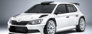 Skoda Fabia R5 Rally Car Launched