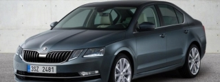 Skoda Octavia Gets a Weirdass Facelift