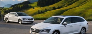 Skoda Superb GreenLine Goes 1,100 Miles on One Tank