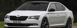 Skoda Superb SportLine Launches in the UK