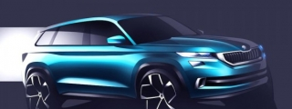 Preview: Skoda VisionS Concept