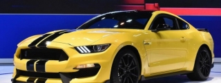 Shelby GT350 Limited to 100 Units - GT350R to 37