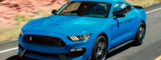 Shelby GT350 and GT350R Get 2018 Model Year
