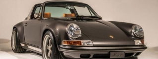 Singer Porsche 911 Targa Is a Pure Work of Art