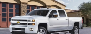Official: 2015 Chevrolet Silverado Custom Sport HD