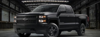 Official: Chevrolet Silverado Black Out Edition