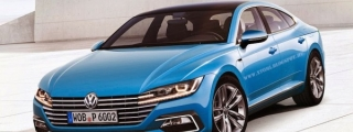 VW Sport Coupe GTE Rendering in Production Guise