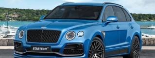 Startech Bentley Bentayga Goes Official