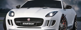 Startech Jaguar F-Type Coupe Revealed for Geneva
