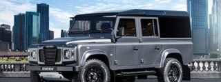 Official: Startech Land Rover Defender SIXTY8