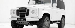 Startech Land Rover Defender Headed to Geneva