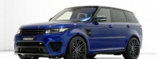 Range Rover Sport SVR Gets Startech Options