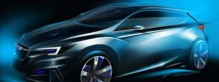Subaru Impreza Concept Teased for Tokyo Motor Show