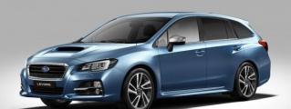 Subaru Levorg GT Confirmed for UK Market