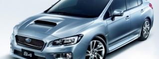JDM gets More Powerful Subaru WRX Models