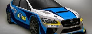 Subaru WRX STI Gunning for New Isle of Man Record