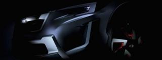 New Subaru XV Concept Teased for Geneva Debut