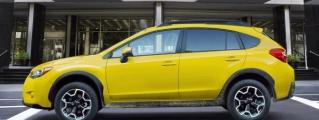 Official: Subaru XV Crosstrek Special Edition