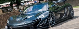 Gallery: Supercars of Goodwood Festival of Speed 2016