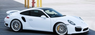 Porsche 991 Turbo S by Supreme Power