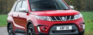 Suzuki Vitara S Set for UK Launch
