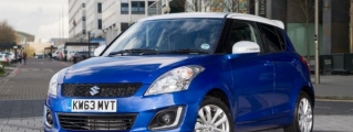 Suzuki Swift SZ-L Announced for British Market