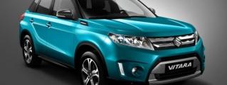 First Look: 2015 Suzuki Vitara