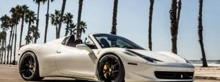 Gallery: TAG Motorsport Ferrari 458 Spider at the Beach