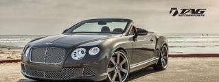 TAG Motorsports Bentley Continental GTC