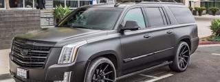 TAG Motorsport Cadillac Escalade Is a Luxury Tank!