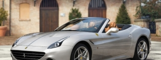 Tailor-Made Ferrari California T Unveiled in Shanghai