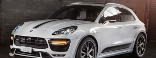Techart Porsche Macan Bows in Geneva