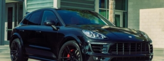 Blacked-Out Techart Porsche Macan by TAG
