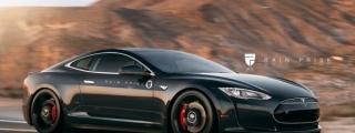Built It Now: Tesla Model S Coupe