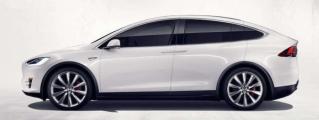 Official: Tesla Model X