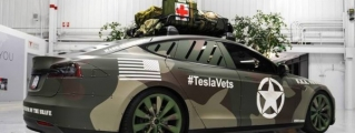 Tesla Pays Tribute to Veterans with TeslaVets